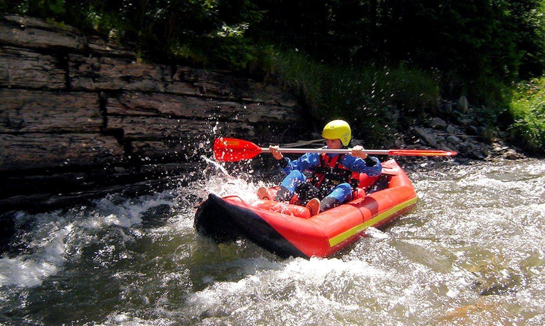 Kayaking Challenge
