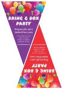 Bring & Box Bunting Flag