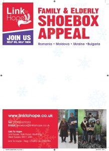 Link to Hope Shoebox Appeal 2019