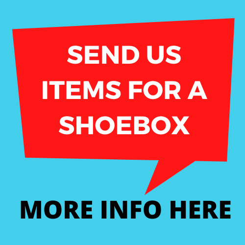 Send items for a Shoebox
