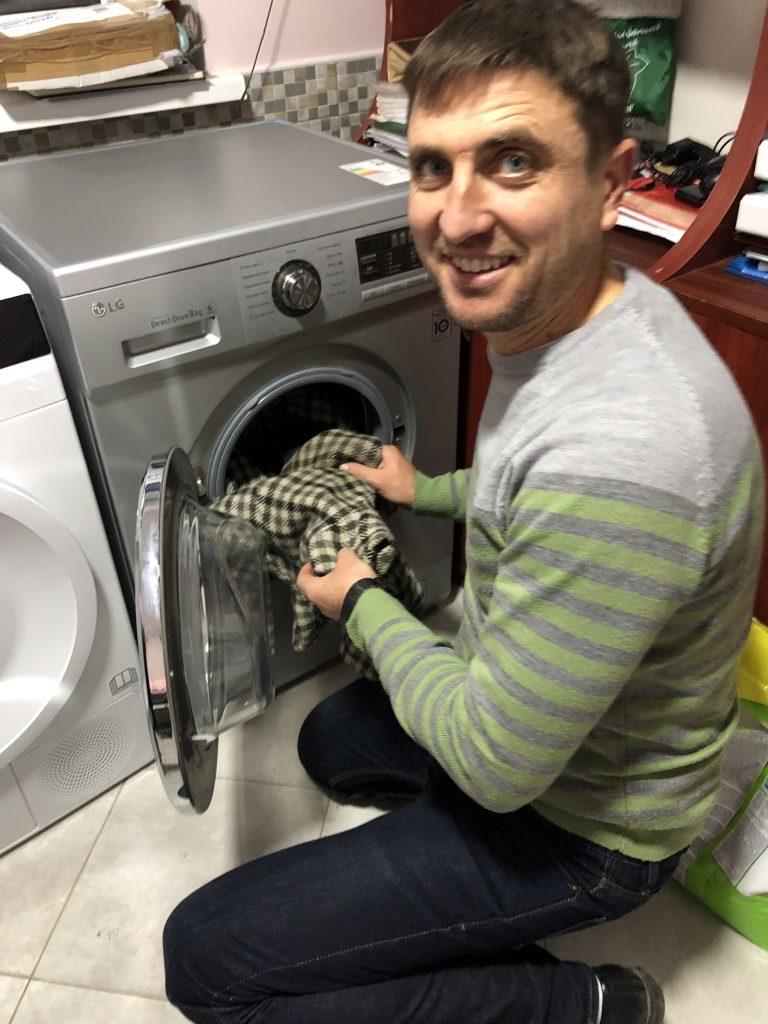 Washing Machine Ministry
