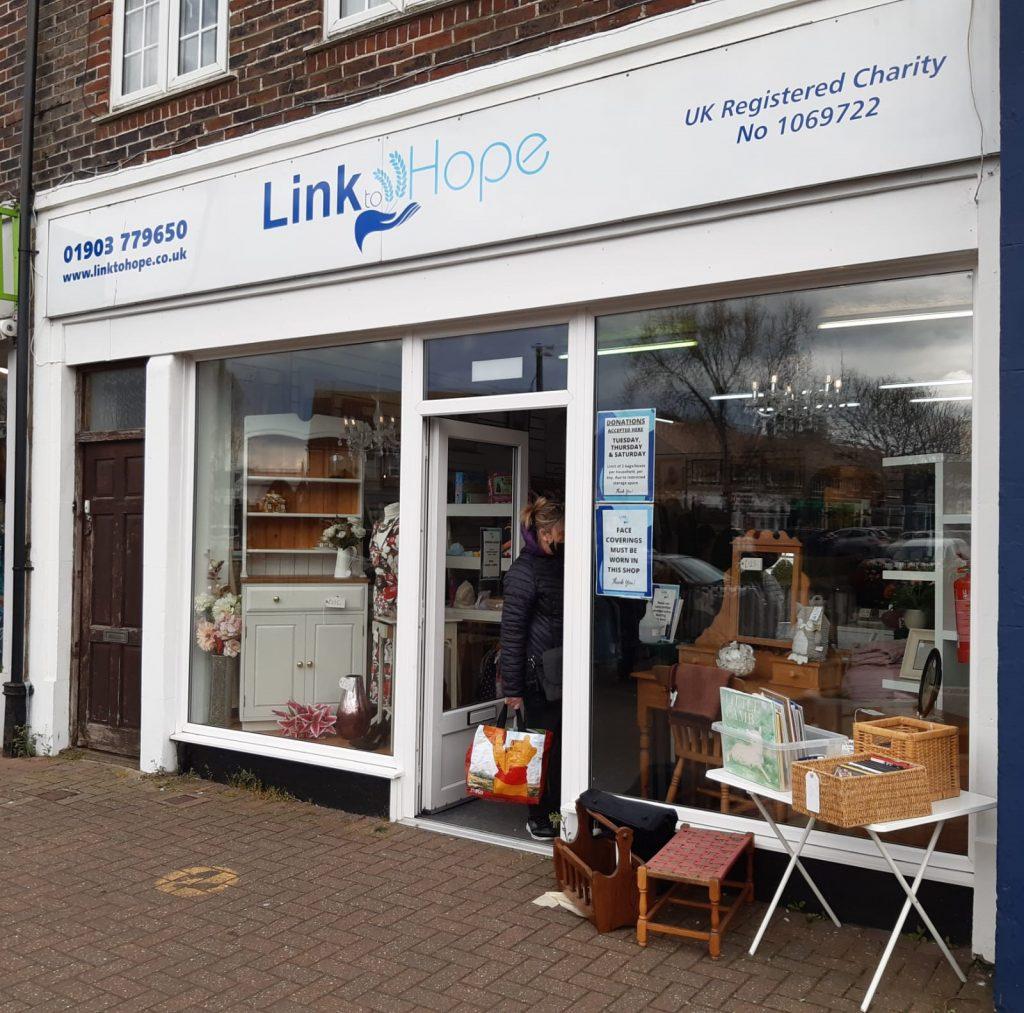 Link to Hope Rustington Shop